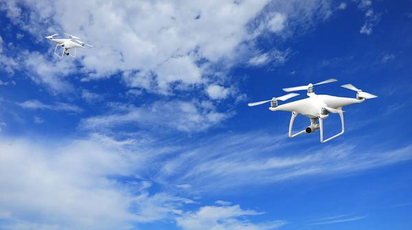 szkolenia drony