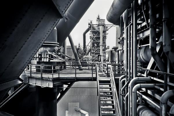 Budowanie urządzeń przemysłowych