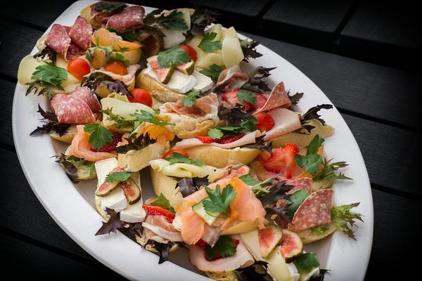 popularna firma cateringowa w Krakowie