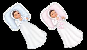Śmietankowa sukienka do chrztu