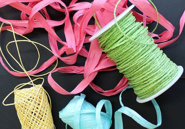 Estetyczne sznurki pasmanteryjne do odzieży