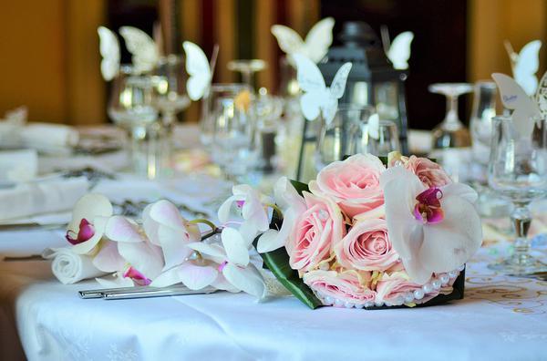 wypożyczalnia dekoracji ślubnych w Warszawie