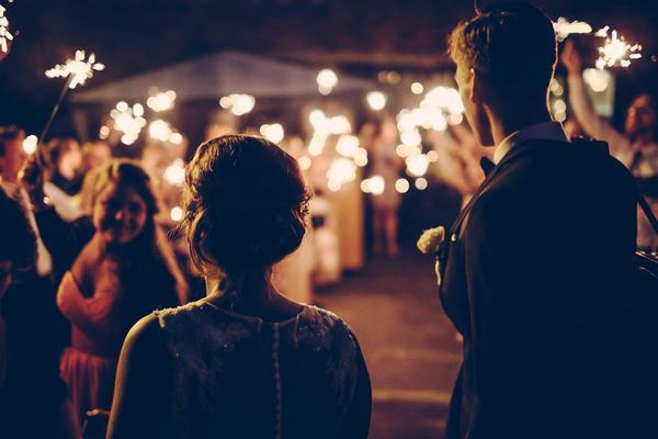Fotografie ze ślubu