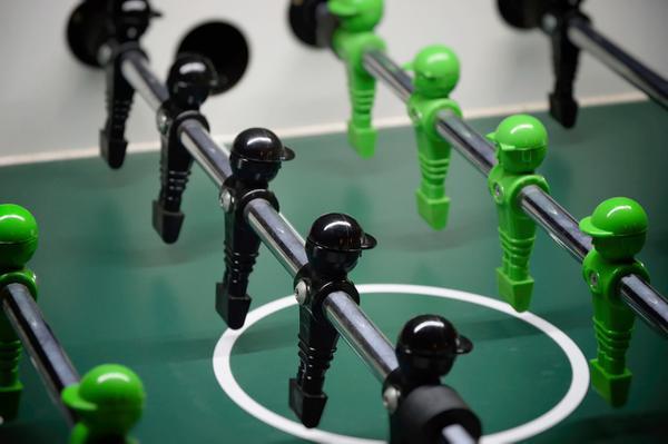 Piłkarzyki – relaks i dobra zabawa