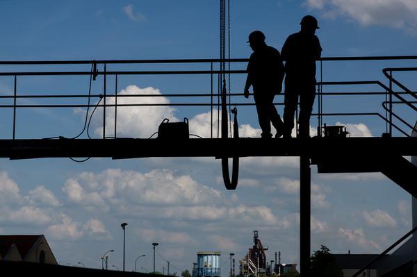 pracownik z Mołdawii