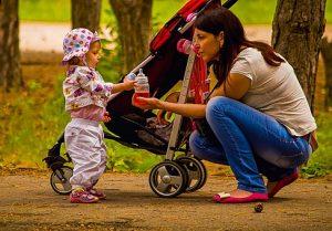 Komfort spacerowania dzięki wózkowi wielofunkcyjnemu