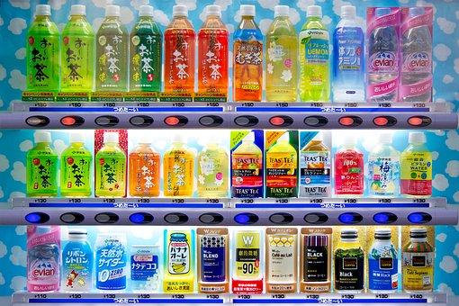 Maszyny vendingowe w budynkach