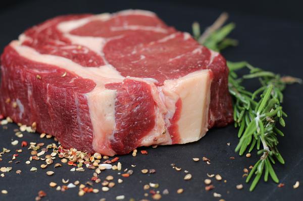 Surowe mięsa są wartościowe