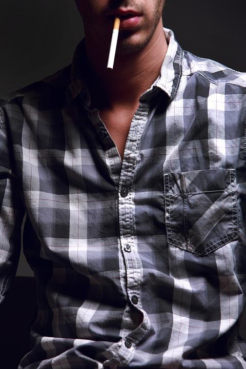 koszule męskie dla puszystych z patką