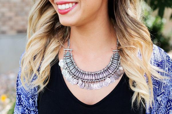 nowoczesna biżuteria dla kobiet