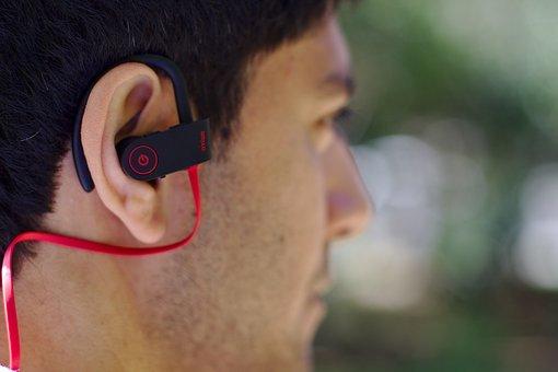 sprawdzone douszne słuchawki bezprzewodowe
