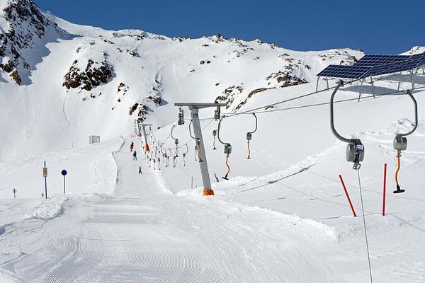 obozy narciarskie we Włoszech