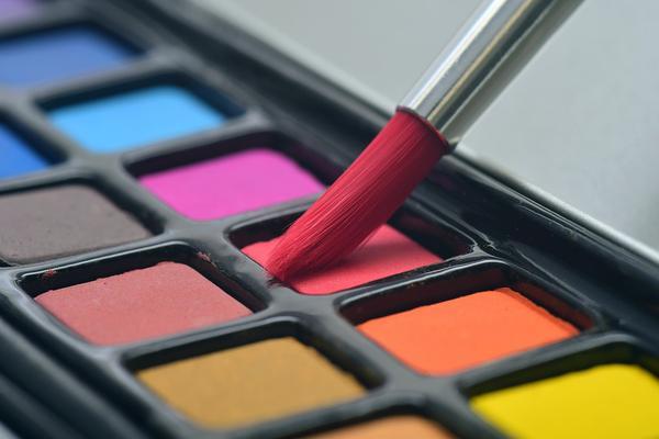 polecane farby akrylowe do decoupage