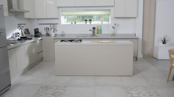 luksusowa podłoga winylowa do kuchni