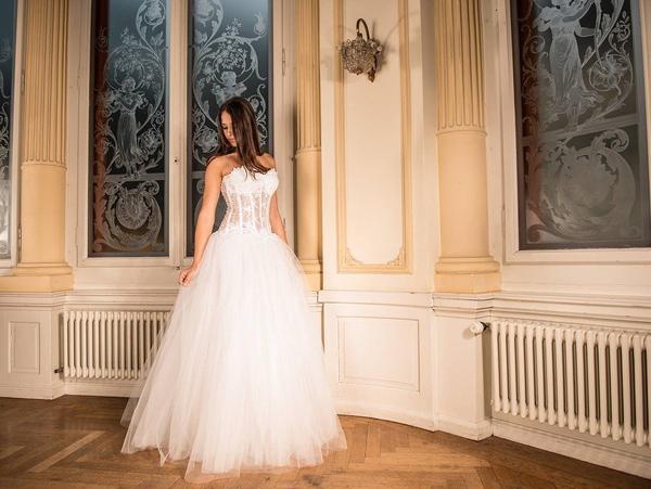 sukienki princessa krótkie